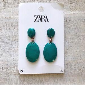 Zara Statement Drop Earrings